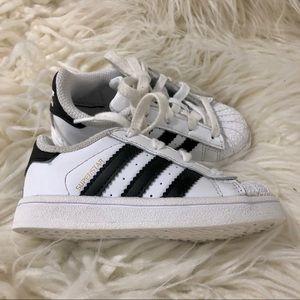 Toddler Adidas Superstar Sneakers